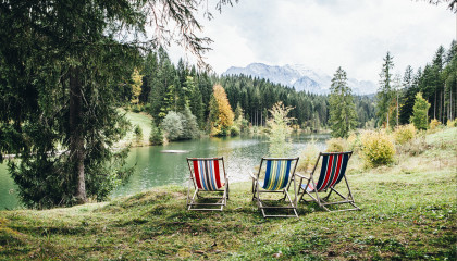 Our Four Favourite Lakes in Munich's Mountainscapes