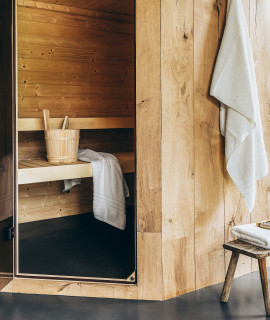 Indulge in a Relaxing Sauna Vacation