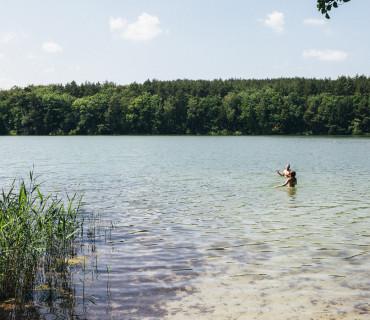 Ausflug zum Sacrower See – Waldspaziergang und Picknick am Ufer