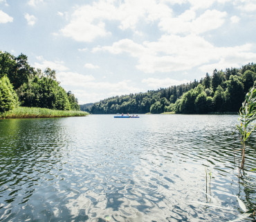 Road Trip to Gamensee – Panoramic Mountain-Esque Feel Near Berlin