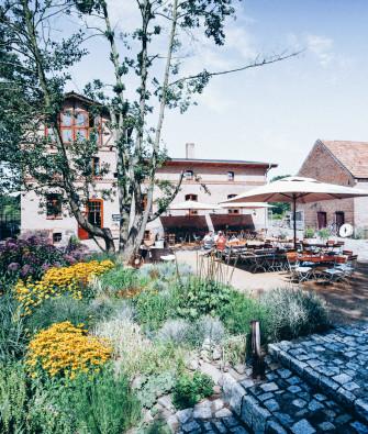 A Weekend Getaway at Mühle Tornow